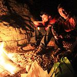 金刚台篝火夜